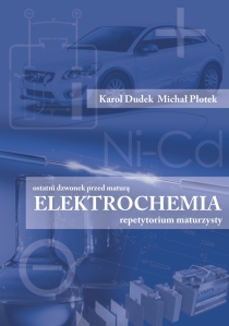 Okładka podręcznika Elektrochemia